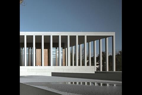 Museum of Modern Literature, David Chipperfield